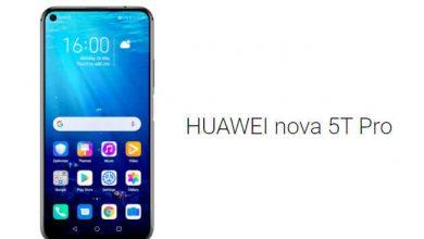 Photo of مشخصات و تصاویر گوشی جدید هواوی نوا 5T پرو لو رفت