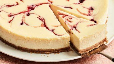 Photo of طرز تهیه چیز کیک 🍰 [ Cheesecake ] + فیلم آموزشی