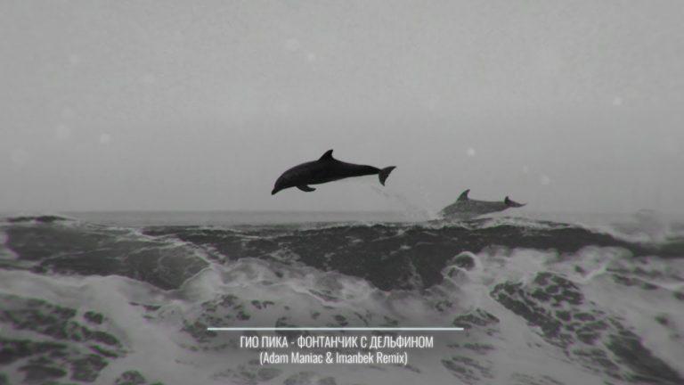متن و ترجمه آهنگ фонтанчик с дельфином از Гио ПиКа