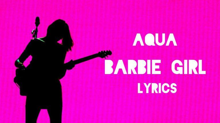 متن و ترجمه آهنگ Barbie Girl از Aqua