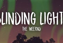 Photo of متن و ترجمه آهنگ Blinding Lights از The Weeknd