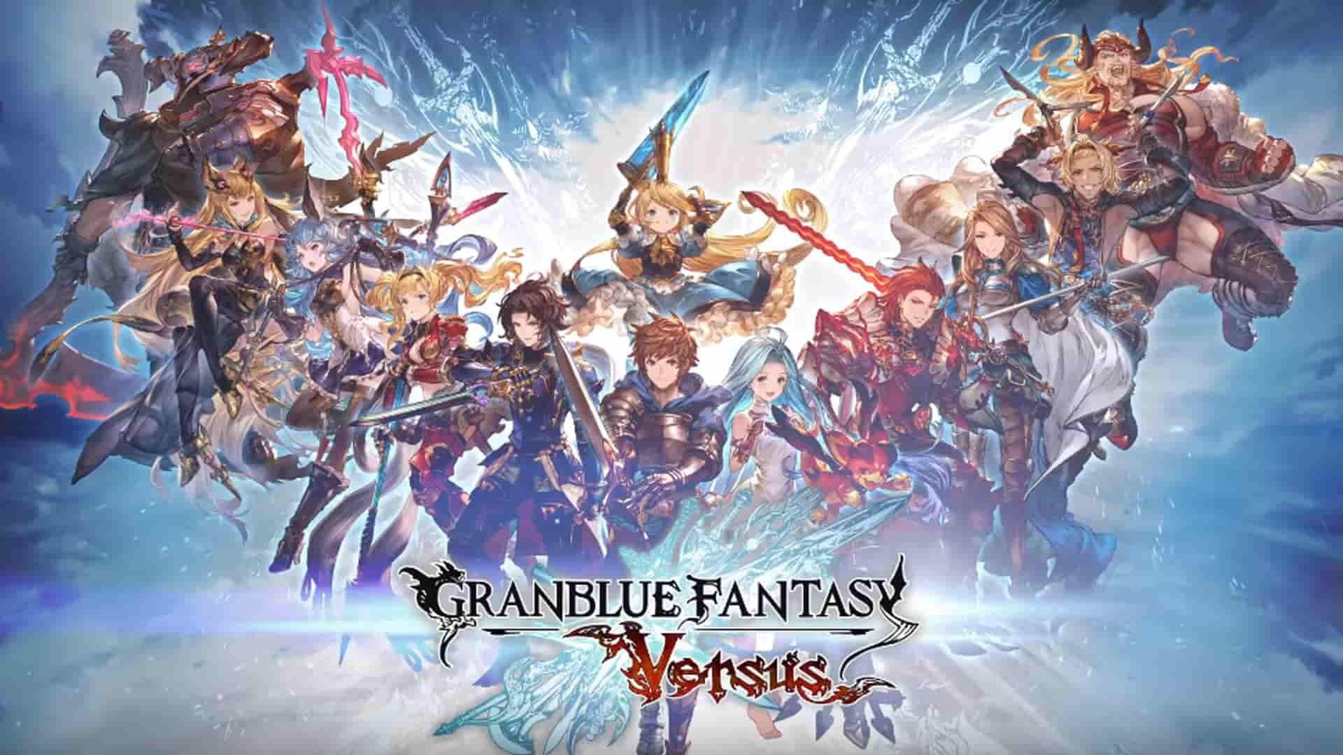 بازی Granblue Fantasy: Versus