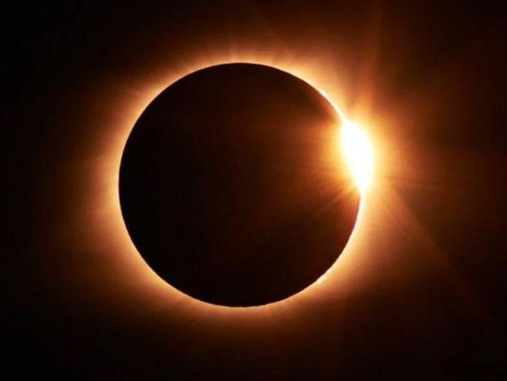 تصویر کسوف ۲۶ دسامبر؛آخرین خورشید گرفتگی سال ۲۰۱۹ میلادی