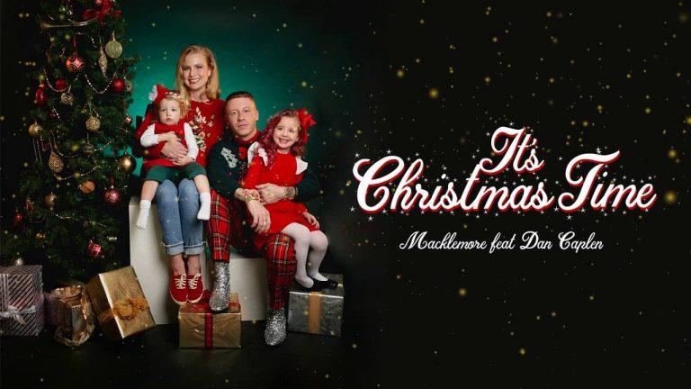 متن و ترجمه آهنگ It's Christmas Time از Macklemore و Dan Caplen