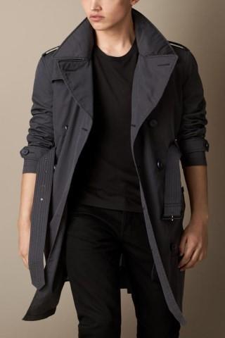 مدل پالتو مردانه بلند شیک