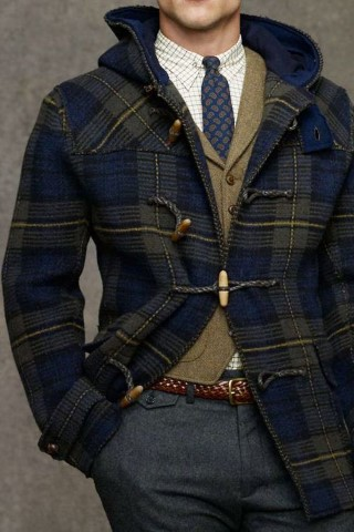 مدل پالتو مردانه بلند اسپرت