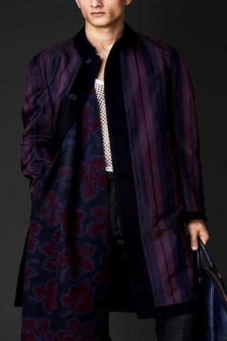 مدل پالتو مردانه با طرح های عجیب