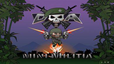 Photo of دانلود بازی میلی میلیتیا به همراه نسخه مود شده اندروید Mini Militia