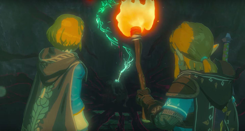 بازی The Legend of Zelda: Breath of the Wild Sequel