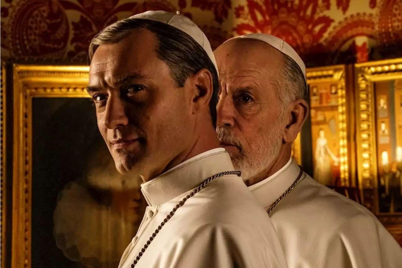 سریال The New Pope