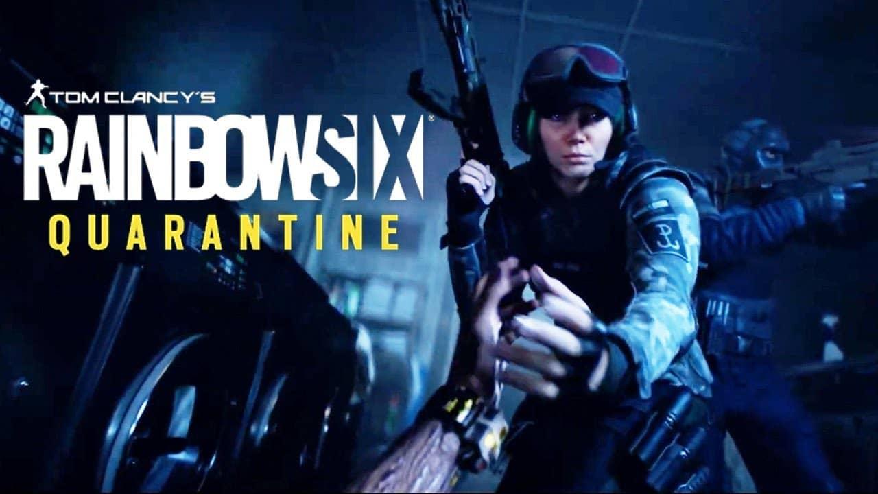 بازی Tom Clancy's Rainbow Six Quarantine