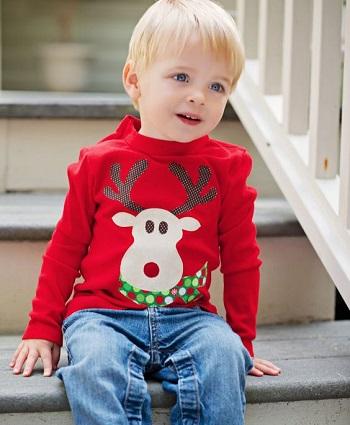 مدل لباس پسربچه جشن سال نو