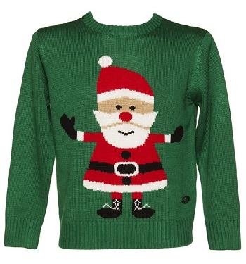 لباس پسرانه بابانوئل