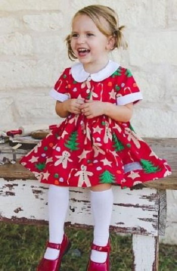 مدل لباس کریسمسی