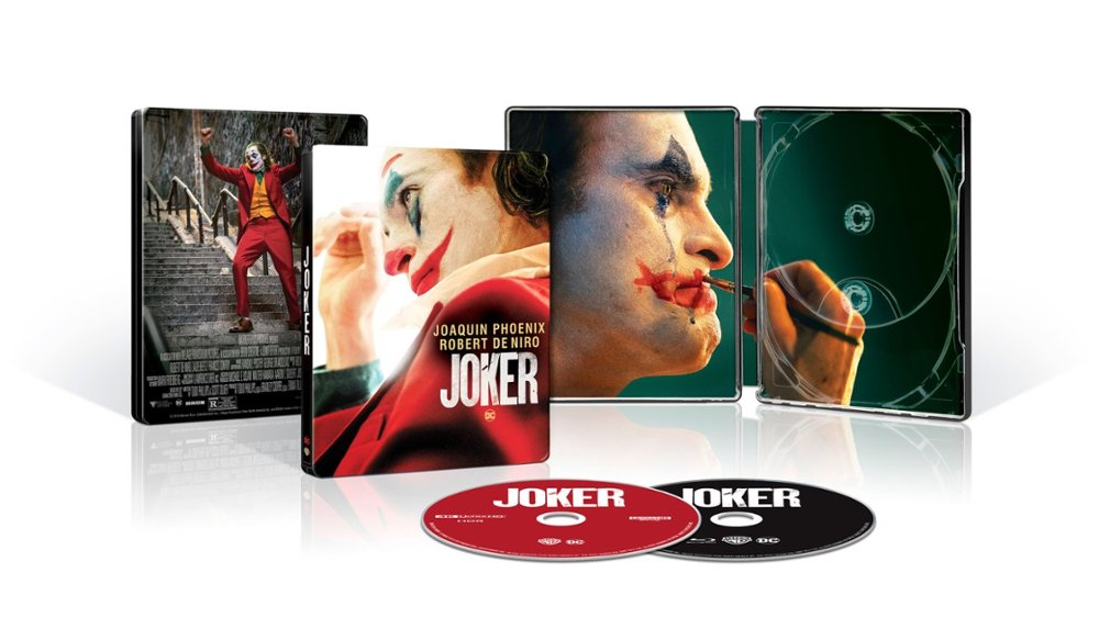 نسخه بلوری فیلم جوکر ، Joker