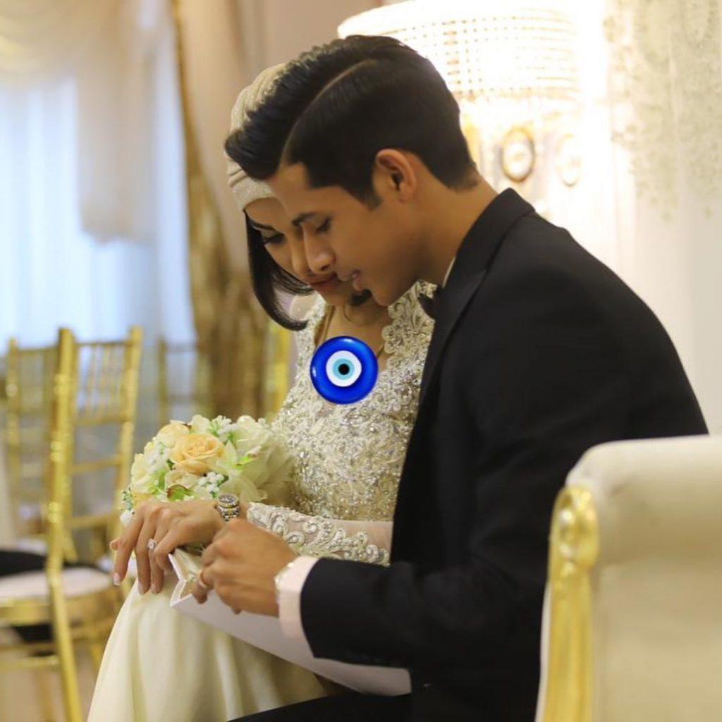 بیوگرافی مهدی قائدی و همسرش + عکس های عروسی