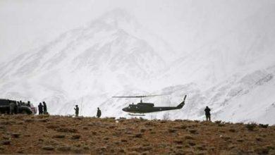 Photo of سقوط یک فروند هواپیمای نظامی در منطقه اردبیل + فیلم