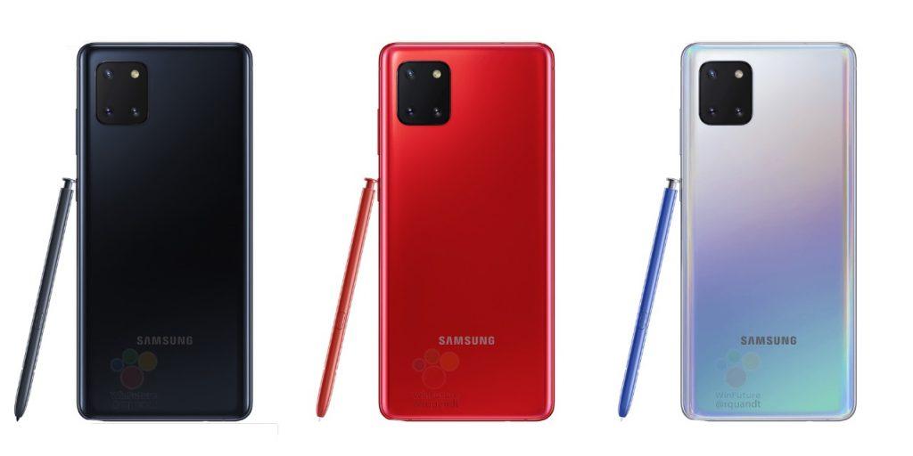 سامسونگ گلکسی نوت 10 لایت - Galaxy Note 10 Lite
