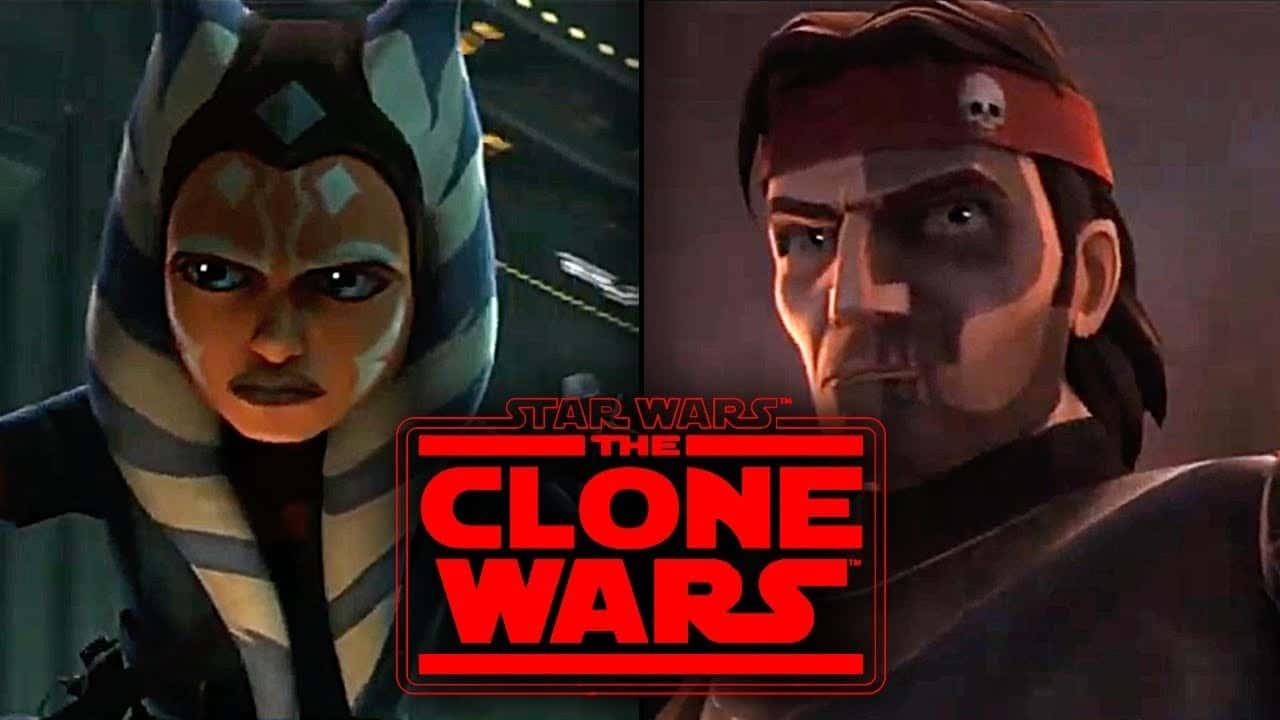 سریال Star Wars: The Clone Wars