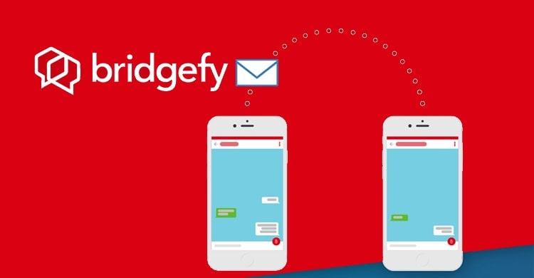 دانلود برنامه Bridgefy برای اندروید و iOS - مسنجر آفلاین بریجفای