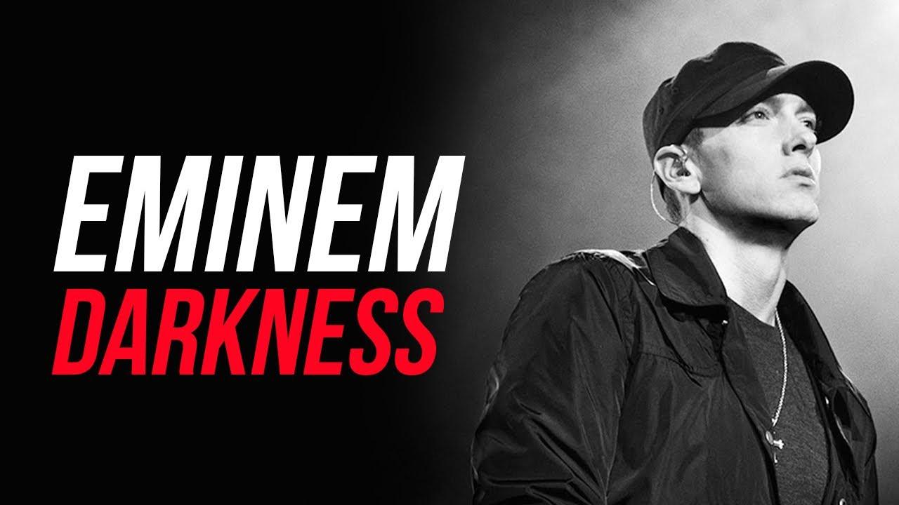 متن و ترجمه آهنگ Darkness از Eminem