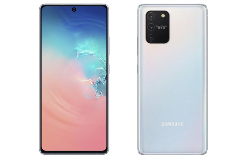 گلکسی اس ۱۰ لایت - Galaxy S10 Lite