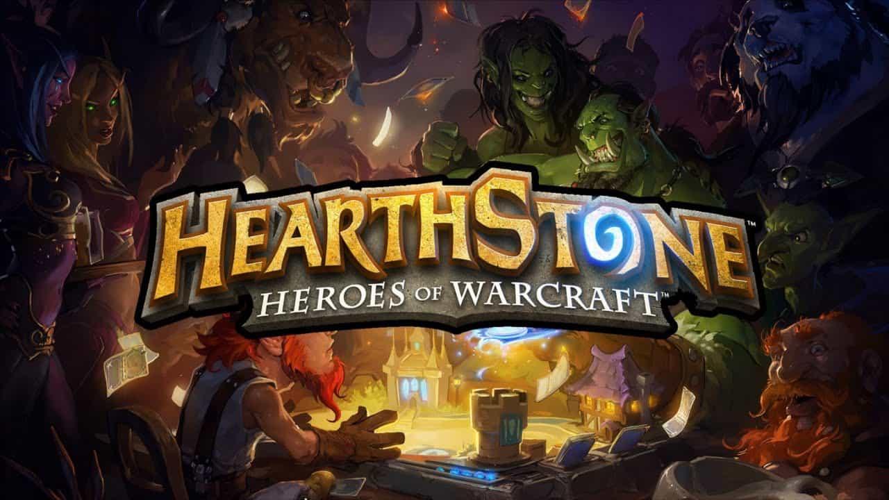 بازی آتشدان: قهرمانان وارکرفت - Hearthstone Heroes of Warcraft