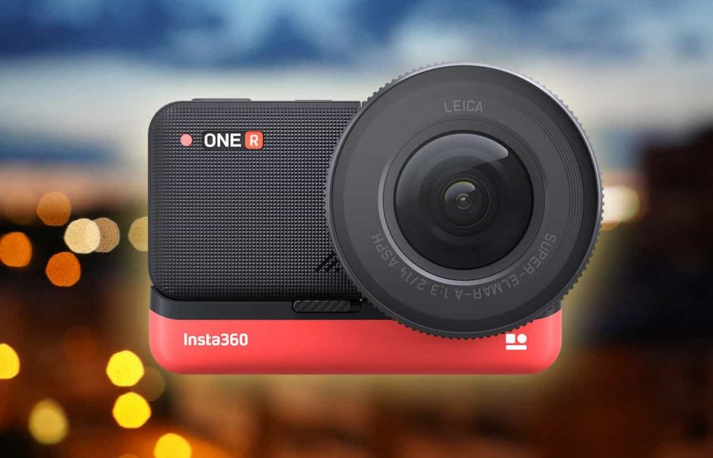 دوربین Insta360 One R