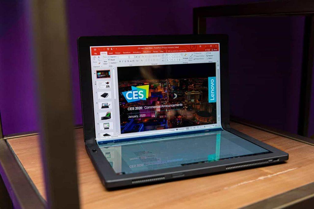 لپ تاپ لنوو ThinkPad X1 Fold