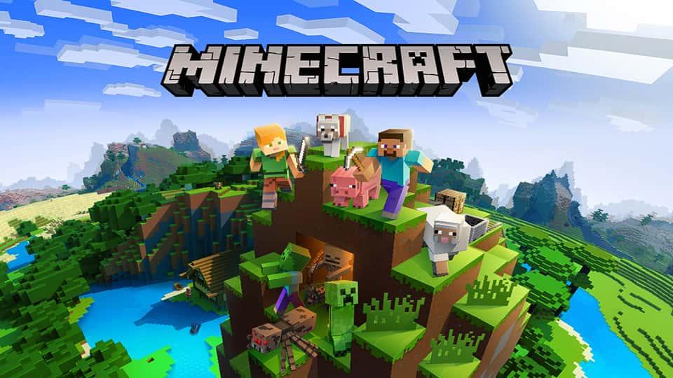 بازی ماینکرافت - Minecraft