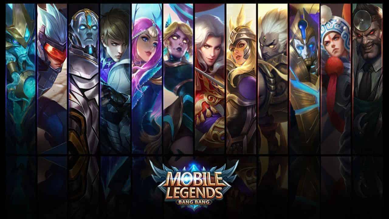 بازی موبایل لجند: بنگ بنگ - Mobile Legends: Bang Bang
