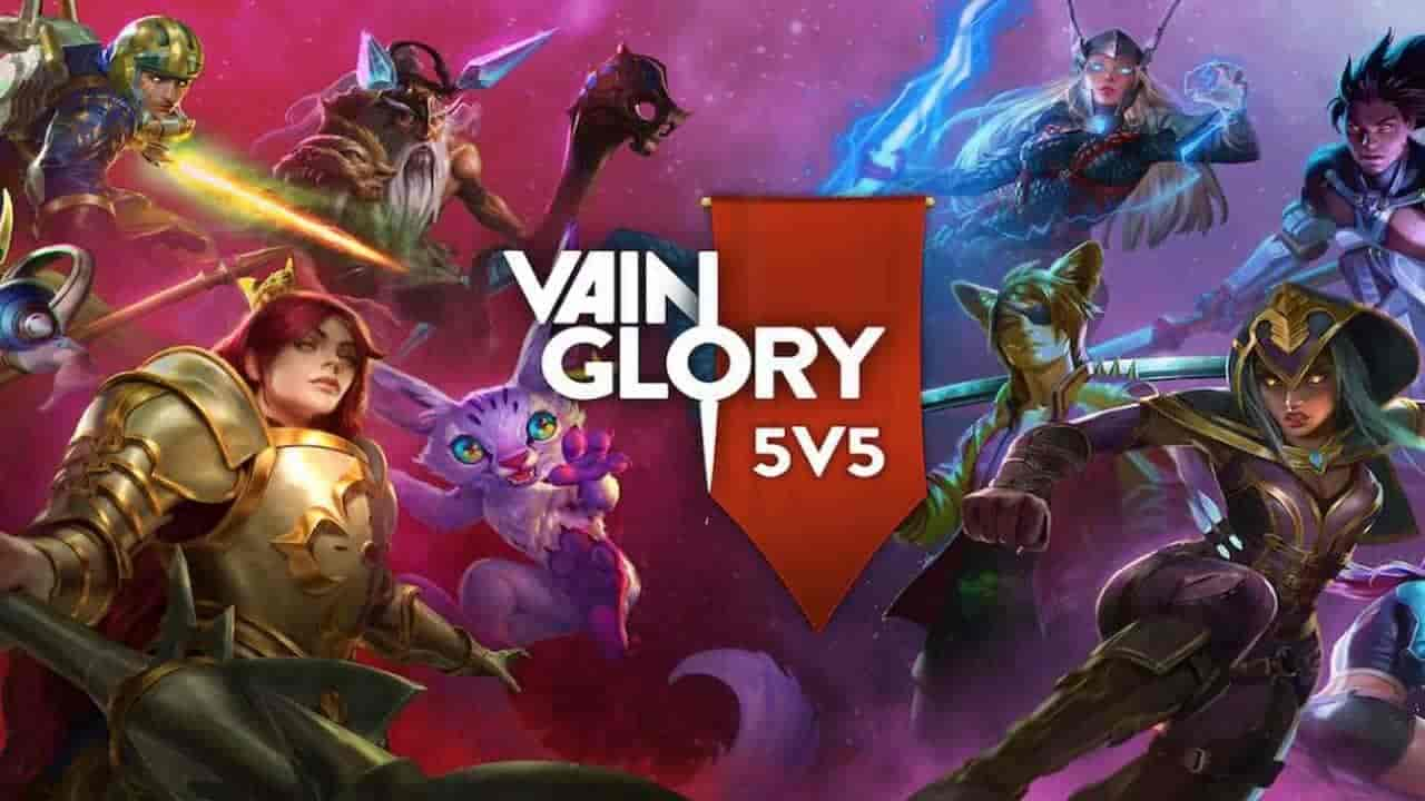 بازی خودستایی - Vainglory