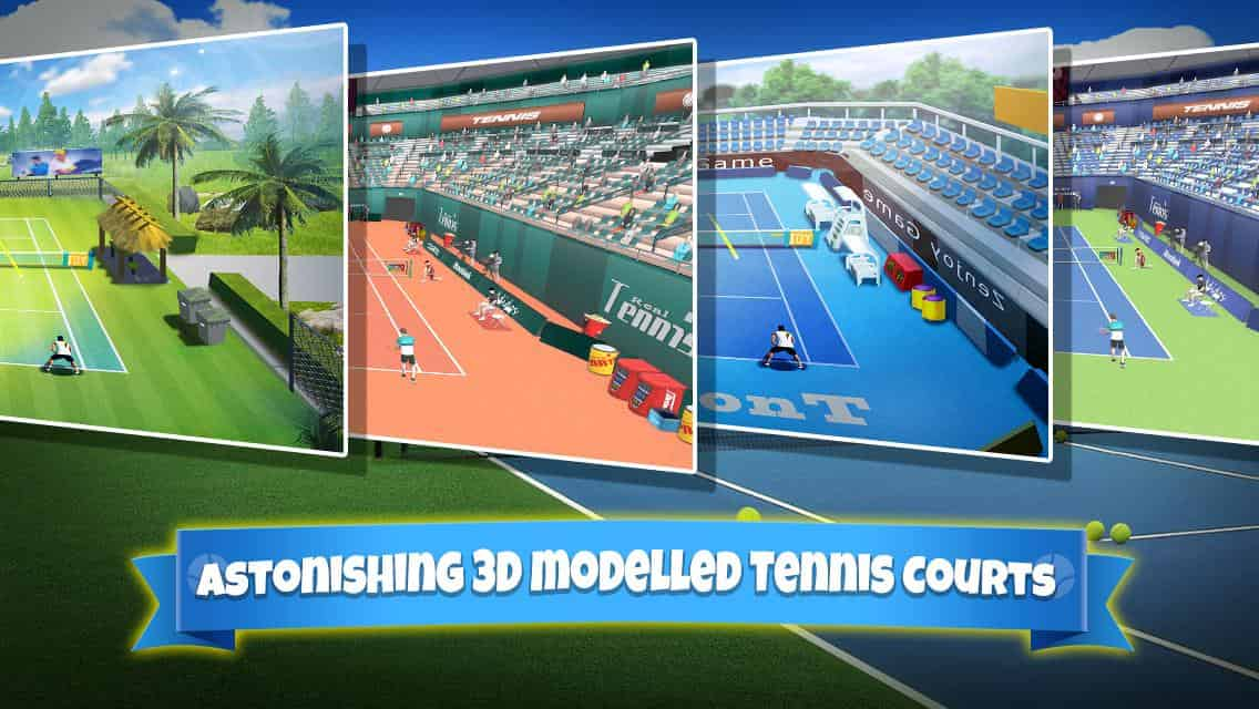 دانلود بهترین بازی های تنیس برای اندروید و iOS در سال ۲۰۲۰