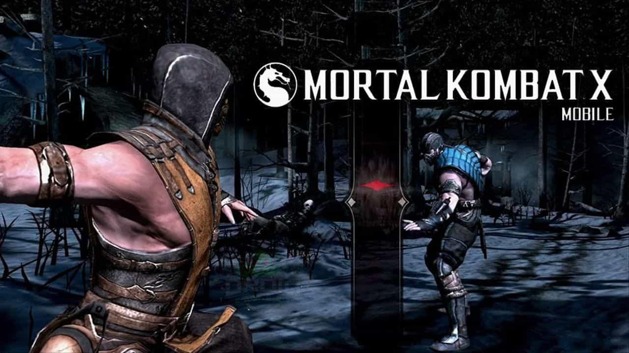 بازی مورتال کمبت ایکس - Mortal Kombat X