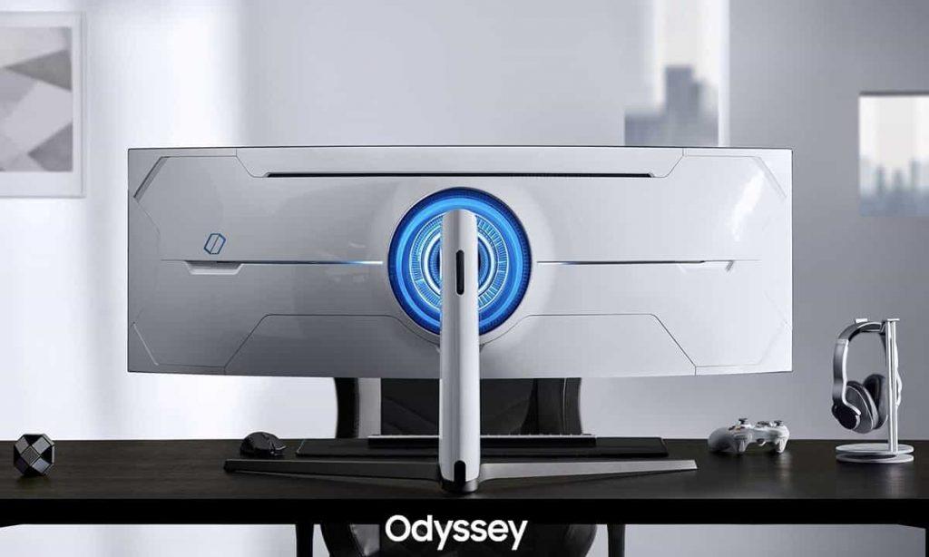 مانیتور خمیده گیمینگ سامسونگ Odyssey G9