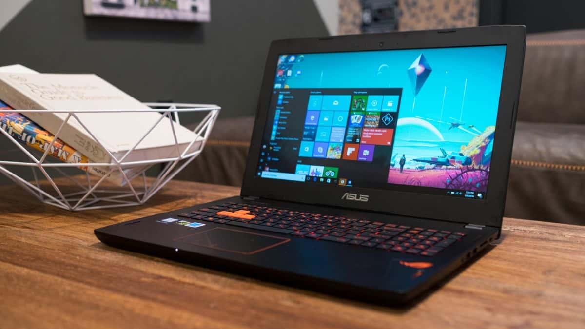 لپ تاپ گیمینگ Asus ROG Strix GL502