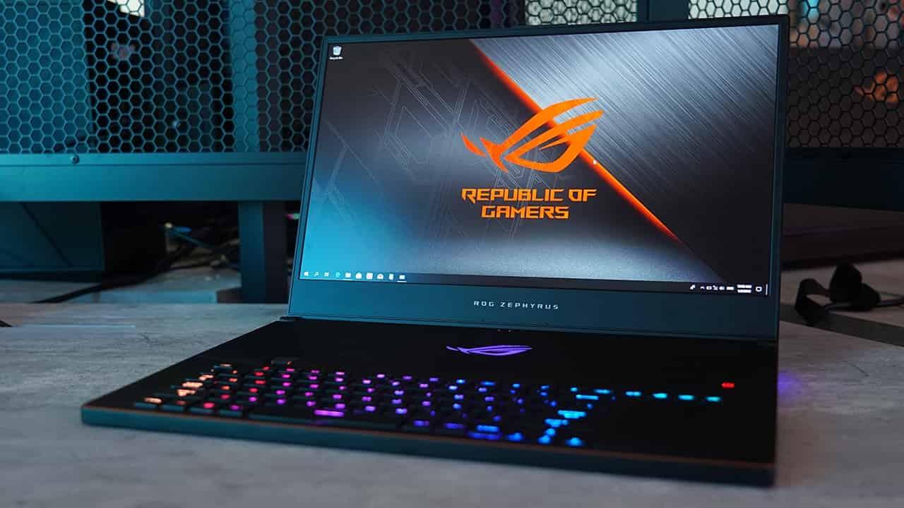 لپ تاپ گیمینگ Asus ROG Zephyrus S GX701