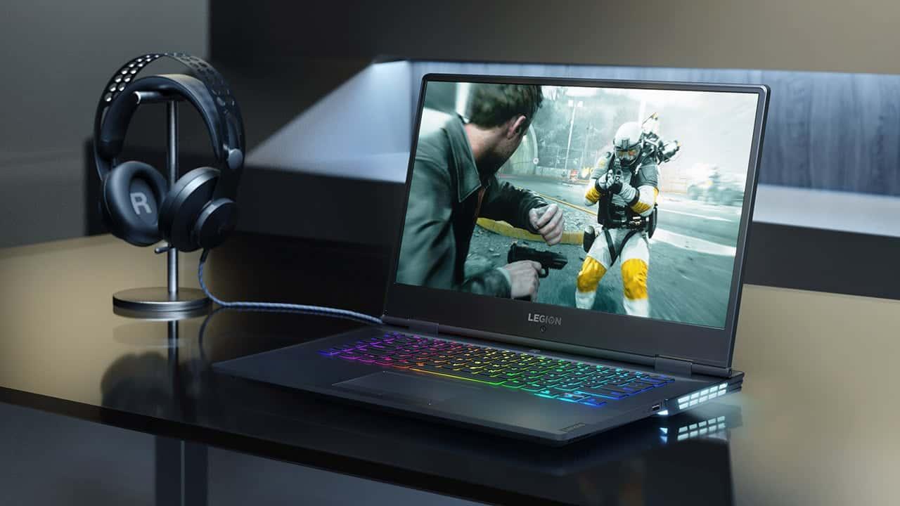 لپ تاپ گیمینگ Lenovo Legion Y740