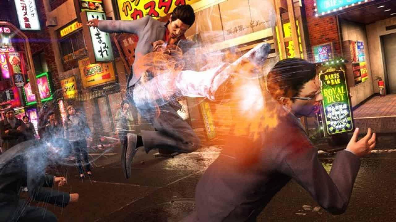 بازی Yakuza 6