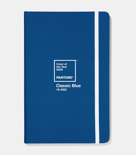 رنگ آبی کلاسیک رنگ سال 2020
