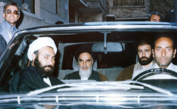 زندگی نامه امام خمینی (ره)