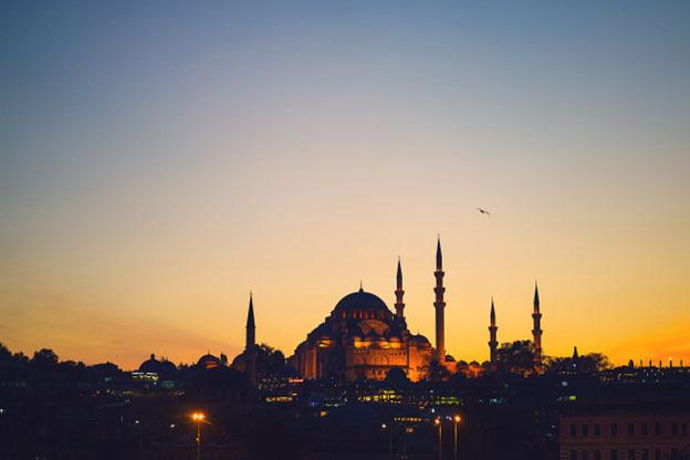 مسجد معروف استانبول