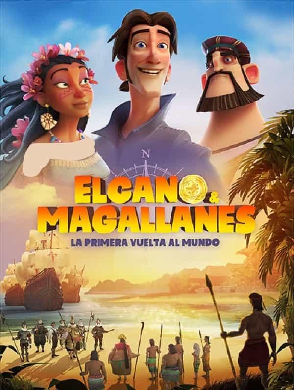 کارتون سینمایی الکانو و ماژلان ، Elcano and Magellan