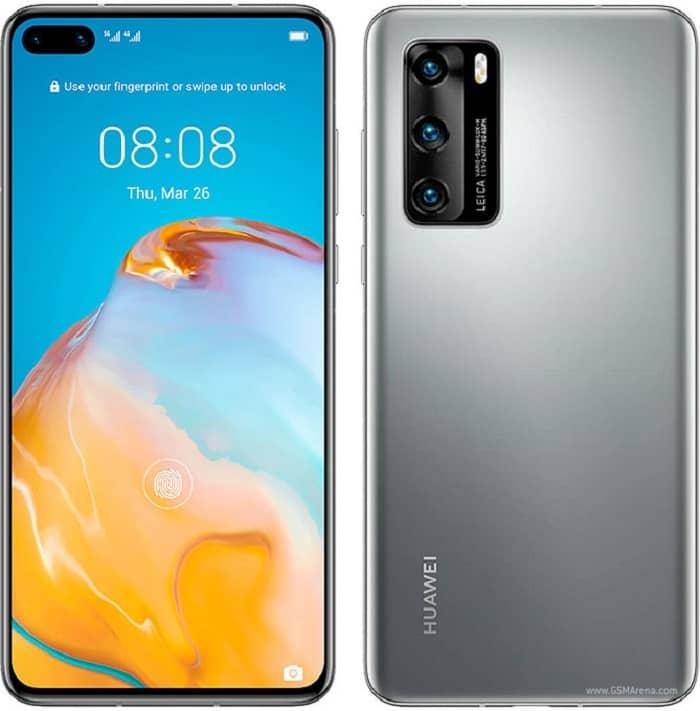 مشخصات گوشی هواوی پی 40 ، Huawei P40