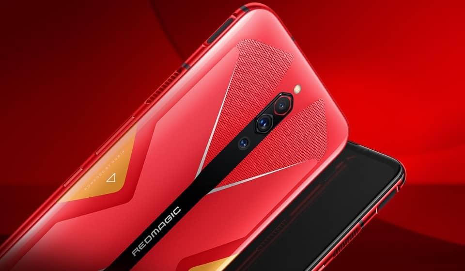 مشخصات گوشی نوبیا رد مجیک فایوجی - Nubia Red Magic 5G
