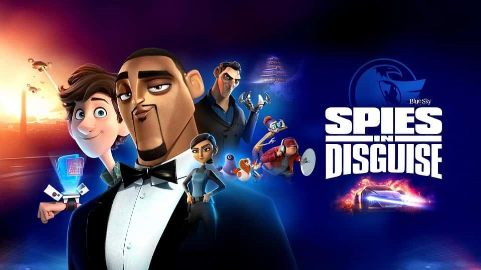 دانلود انیمیشن Spies in Disguise 2019 با دوبله فارسی و زبان اصلی
