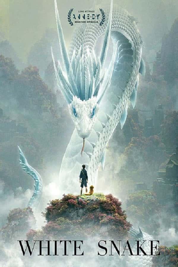 کارتون سینمایی مار سفید - White Snake 2019