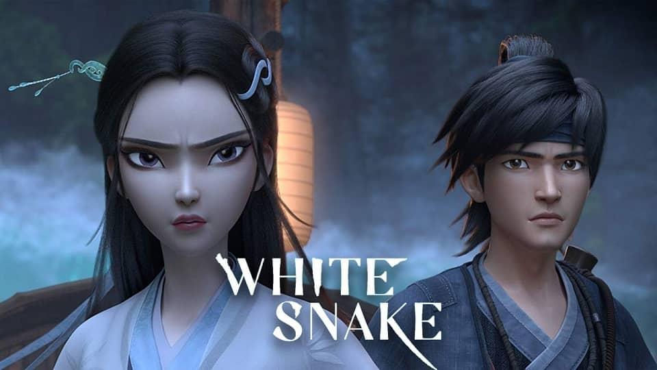 دانلود انیمیشن مار سفید دوبله فارسی - White Snake 2019