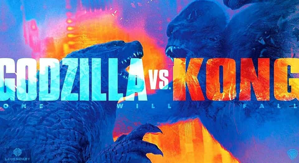 فیلم Godzilla vs. Kong (گودزیلا در برابر کونگ)