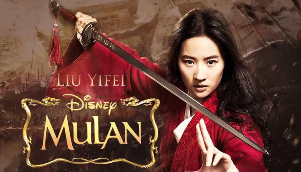 فیلم Mulan (مولان)